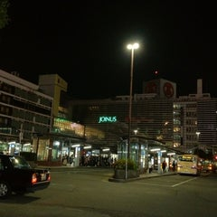 Photo taken at 横浜駅西口 バスターミナル by T Y. on 2/19/2012