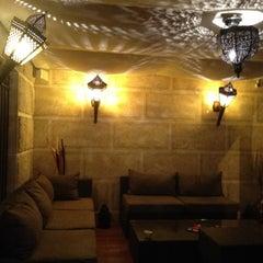 Photo taken at Obeirut Lebanese Cuisine by Nona on 7/19/2012