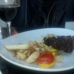 Photo taken at Söntés Restaurant & Wine Bar by M S. on 7/7/2012