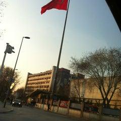 Photo taken at İstanbul Emniyet Müdürlüğü by Ahmet Gökhan K. on 3/22/2012