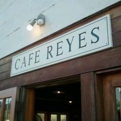 Photo taken at Cafe Reyes by John S. on 4/6/2012