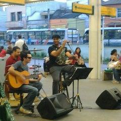 Photo taken at Terminal Central Governador Mário Covas (SITU) by Débora D. on 7/6/2012