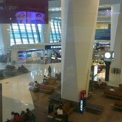 Photo taken at Terminal 3 by Radhika S. on 7/6/2012