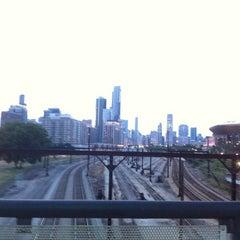 Photo taken at 18th Street Bridge by Dana on 6/16/2012