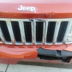 Photo taken at Southfield Chrysler Jeep Dodge Ram by Savvy E. on 11/16/2013