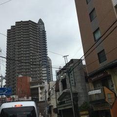 Photo taken at ファルマン通り交差点 by yoshi_rin on 10/28/2015