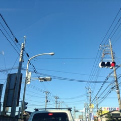 Photo taken at 愛宕山交差点 by yoshi_rin on 12/21/2014