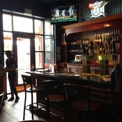 Photo taken at Red Robin Gourmet Burgers by Matthew C. on 4/28/2013
