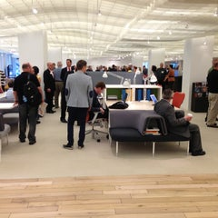 Photo taken at Herman Miller Showroom by Chad B. on 6/12/2013