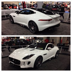 Photo taken at San Diego International Auto Show by Joel L. on 1/2/2014