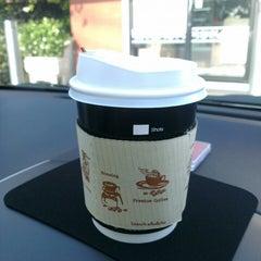 Photo taken at Black Canyon Coffee (แบล็คแคนยอนคอฟฟี่) by Pon U. on 11/20/2013