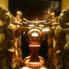 Photo taken at Royal Thai by Ekaterina G. on 3/14/2013