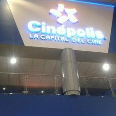 Photo taken at Cinépolis by Karen M. on 6/22/2013