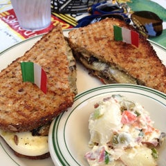 Photo taken at Mandola's Italian Market by Eric L. on 7/6/2013