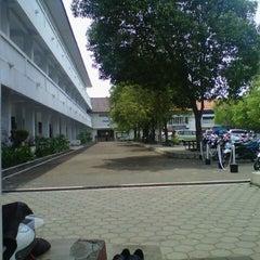 Photo taken at UNJANI kampus bandung by epet k. on 10/2/2012
