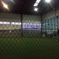 Photo taken at Cometa Arena by Laksamana K. on 3/29/2014