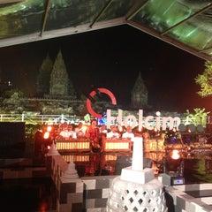 Photo taken at Candi Prambanan (Prambanan Temple) by Wendy ariya P. on 2/1/2013