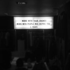 Photo taken at GoodHood by Miguel C. on 10/9/2012