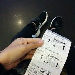 Photo taken at MBO Cinemas by Nur. S. on 9/11/2015