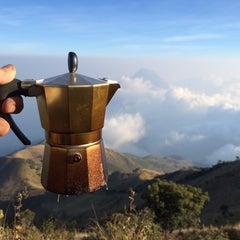 Photo taken at Taman Nasional Gunung Merbabu by Vlad on 10/1/2014