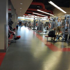 Photo taken at Student Recreation And Wellness Center (SRWC) by Anish T. on 9/6/2013