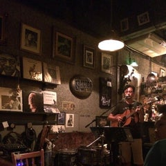 Photo taken at Adhere the 13th Blues Bar by nnow n. on 7/24/2014