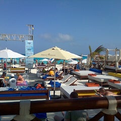 Photo taken at Forum Beach Club by Luisa H. on 4/1/2013