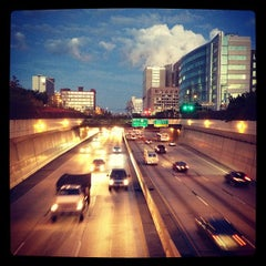 Photo taken at Vine Street Expressway by Stacey M. on 9/20/2012