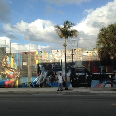 Photo taken at Wynwood Art Walk by Andrea H. on 4/27/2013