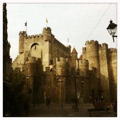 Photo taken at Gent by Stefankai S. on 3/28/2013