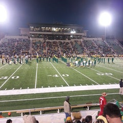 Photo taken at Strawberry Stadium by Lamar S. on 10/26/2013