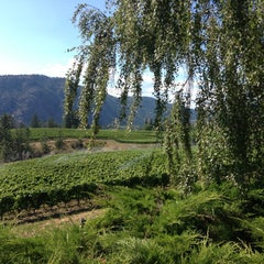 Photo taken at Blue Mountain Winery by Claudina A. on 7/30/2013