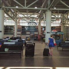 Photo taken at NJT - Atlantic City Terminal (ACRL) by Kirsty L. on 8/26/2014