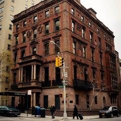 Photo taken at 23 Park Avenue by Jeffrey Z. on 1/17/2014