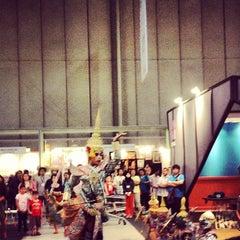 Photo taken at BITEC (ศูนย์นิทรรศการและการประชุมไบเทค) by Goog G. on 5/2/2013