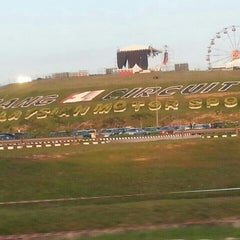 Photo taken at Sepang International Circuit (SIC) by Ee P. on 3/15/2013