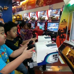 Photo taken at Timezone by Stella Marie A. on 12/19/2013