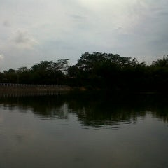 Photo taken at Bendali II by wira rizky k. on 4/23/2013
