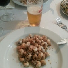 Photo taken at Restaurante Farol da Torre by Bruno C. on 5/31/2013