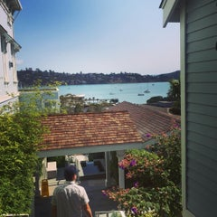 Photo taken at Casa Madrona Hotel & Spa by Ashley J. on 8/30/2015