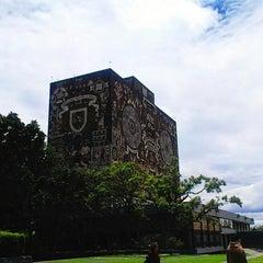 Photo taken at Universidad Nacional Autonoma de Mexico by Eri M. on 7/6/2013