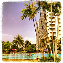 Photo taken at Jomtien View Talay  Condominiums Pattaya by ✨🍀💕Anna💕🍀✨ D. on 3/26/2013