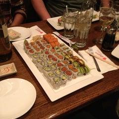 Photo taken at Sakura Japanese Restaurant by Unny B. on 7/13/2013