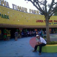 Photo taken at Jawa Timur Park 1 by yenie h. on 2/3/2013