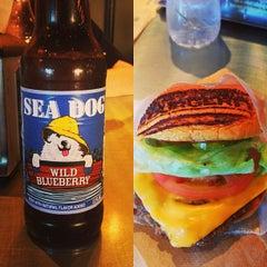 Photo taken at Burger Fi by Alex G. on 3/21/2013