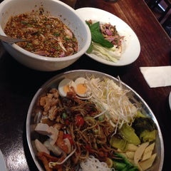 Photo taken at Lao City Thai by Boommiie L. on 9/10/2014