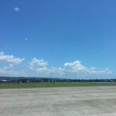 Photo taken at Francisco Bangoy International Airport (DVO) by Hannae C. on 3/19/2013