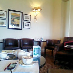 Photo taken at St George's Hotel by Nina S. on 3/10/2014