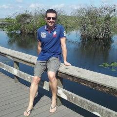 Photo taken at Everglades Outpost by Giorgos K. on 2/9/2014