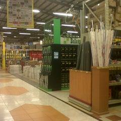 Photo taken at Depo Bangunan by Yulia S. on 9/16/2012